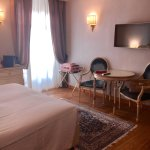 Great small hotel very close to the attractions in Verona. Clean and excellent service.