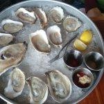 Raw Oyster sampler