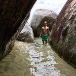 Caves and Baths in Virgin Gourda