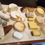 Cheese board selection (OMG)!