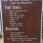 Trail Sign 1