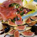 fig and prosciutto appetizer special