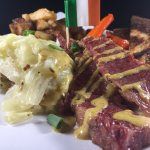 ONE OF A KIND CORN BEEF AND CABBAGE!