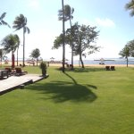le site exceptionnel du club med Bali