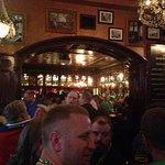 Ri Ra - Irish pub on St Patrick's day