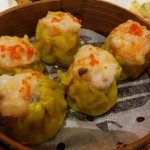 One order of Siu Mai (comes in 5!)