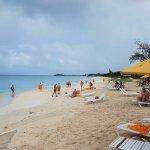 Praia com cara de Caribe
