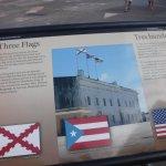 Three Flags Representation