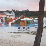 Kiddies water park