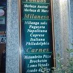 Parecen comidas argentinas pero nada parecido