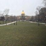 Photo of Massachusetts State House