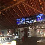 I got to watch the March Madness tournament from Tiki's