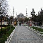 Photo de Mosquée Bleue (Sultan Ahmet Camii)