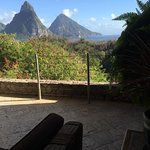 Photo de Jade Mountain Resort