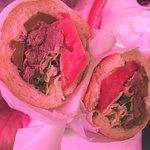 Tongue Sandwich yummmm