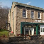 The lovely Abbey Mill Cafe