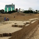 Photo of Huaca Pucllana