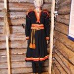 Sami lady's attire
