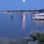 Steps away from Rockland Harbor Park