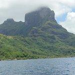 Photo de Mount Otemanu