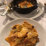 Best Ravioli we had on our trip to Rome