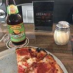 Pizza at Urban Pie