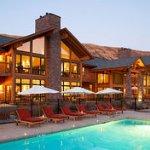 Lodge at Canyon River Ranch Bild