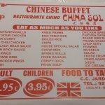 Photo of Restaurante Chino China Sol