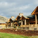 Foto de Lodge at Canyon River Ranch