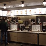 Order/Serving area,  Chick-fil-A, Windy Hill, Marietta, GA