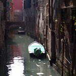 Typical Venice canal site