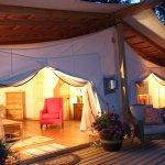 Exclusive Canvas Cabin