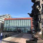 Photo de Crowne Plaza London - Docklands