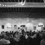 Wedding, black and white