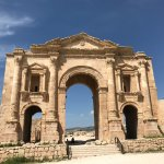 Photo of Jerash Ruins