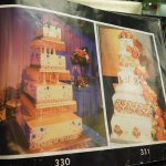 more wedding cakes -- we did not get my dtr's there -- do not do the kind of work she wanted