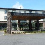 Sneem Hotel: main entrance