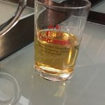 Beer and Ron Miel (local Honey Rum)