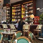Dining at Las Clementinas Hotel in Casco Antiguo, Panama /City