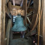 The Tarpley Bell in the Tower is known as Virginia's Liberty Bell