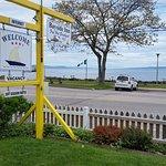 Waterfront location, walk to restaurants