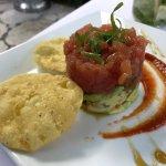 spicey tuna tartar