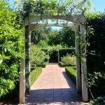 near italian garden