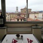 Panorama dalla sala colazione