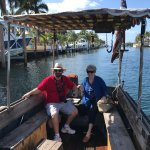 African Queen Canal Cruise Foto