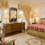 The Master Bedroom of The Murray Suite