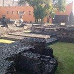 Ruinas toltecas de Tlatelolco