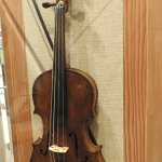 A fiddle from an actualy Oregon Trail family