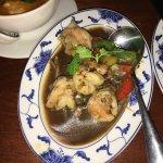 Cooper Thai - Main Course - Prawns in mixed veg. sauce