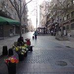Photo of Ben Yehuda Street